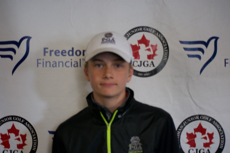 Tournament Results    Canadian Junior Golf Association b90853ad309a
